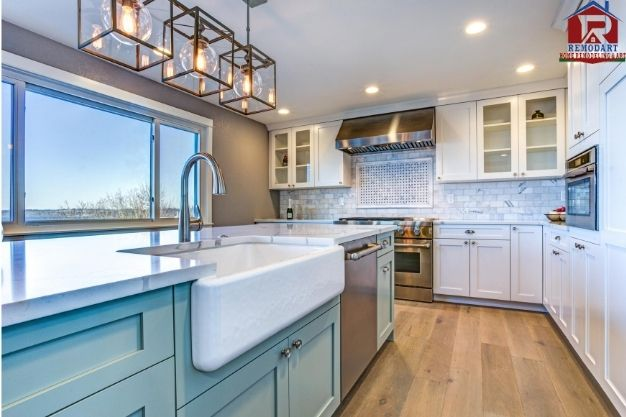 How To Save Money On A Kitchen Remodel Project