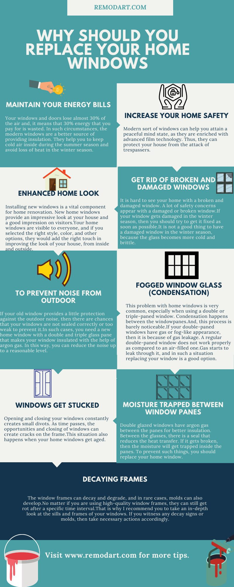 Why Should You Replace Your Home Windows