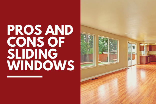 Pros and cons of sliding windows