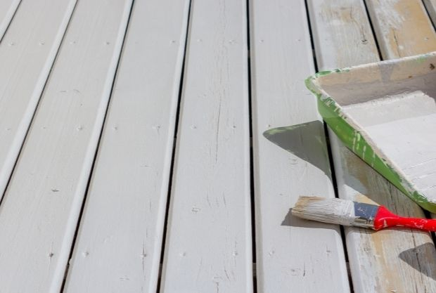 How Can You Prep Your Deck For A Painting Job
