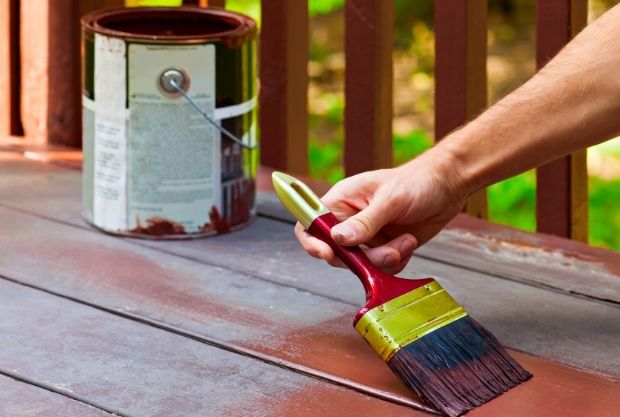 What Should You Look For In A Quality Deck Paint?