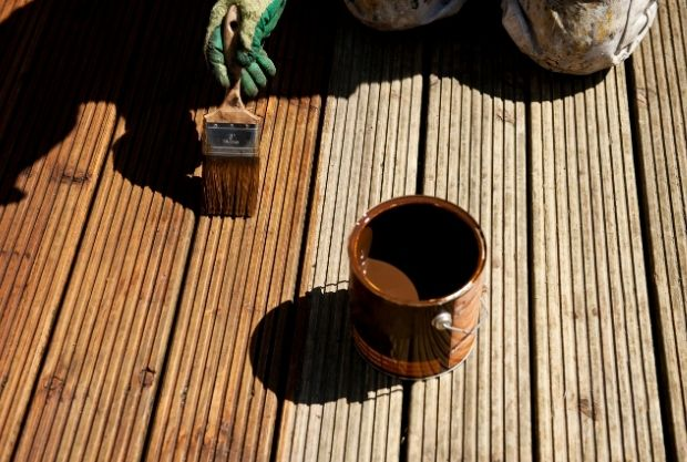 Figure Out The Kind Of Paint That Is On Your Deck