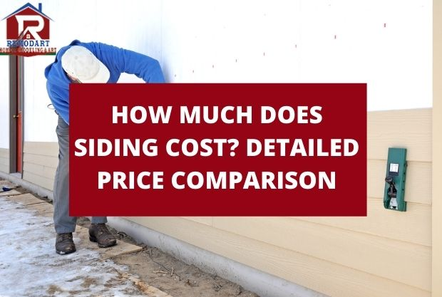 How Much Does Siding Cost Detailed Price Comparison