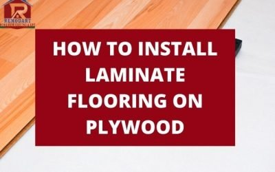 How to Install Laminate Flooring on Plywood? A Definitive Guide