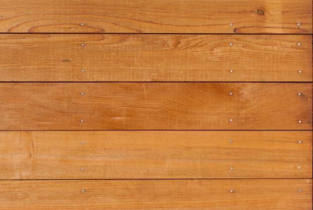 beautiful wood siding