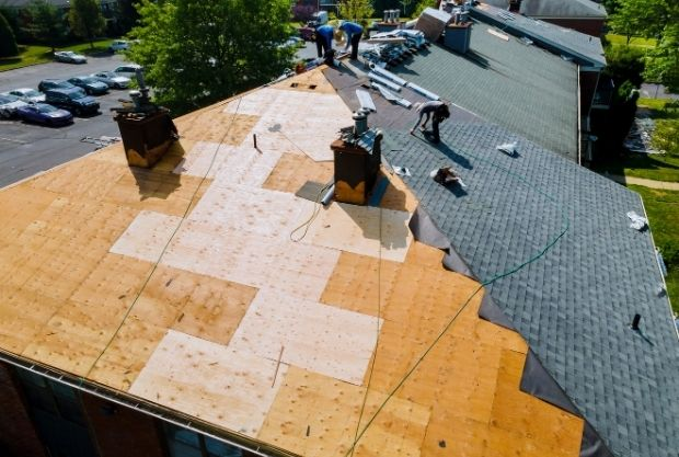 Average Cost To Tear Off And Replace A Roof