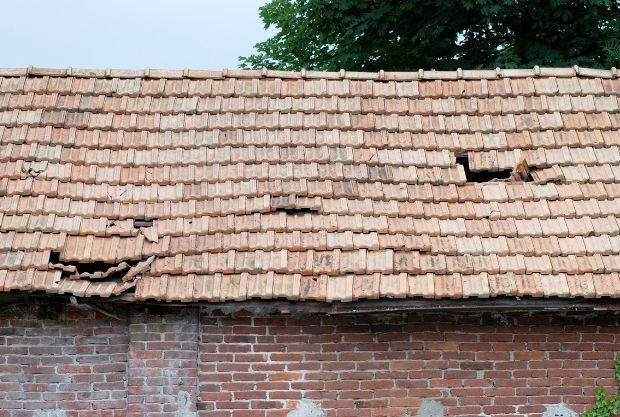 Wear And Tear In Roof Objects